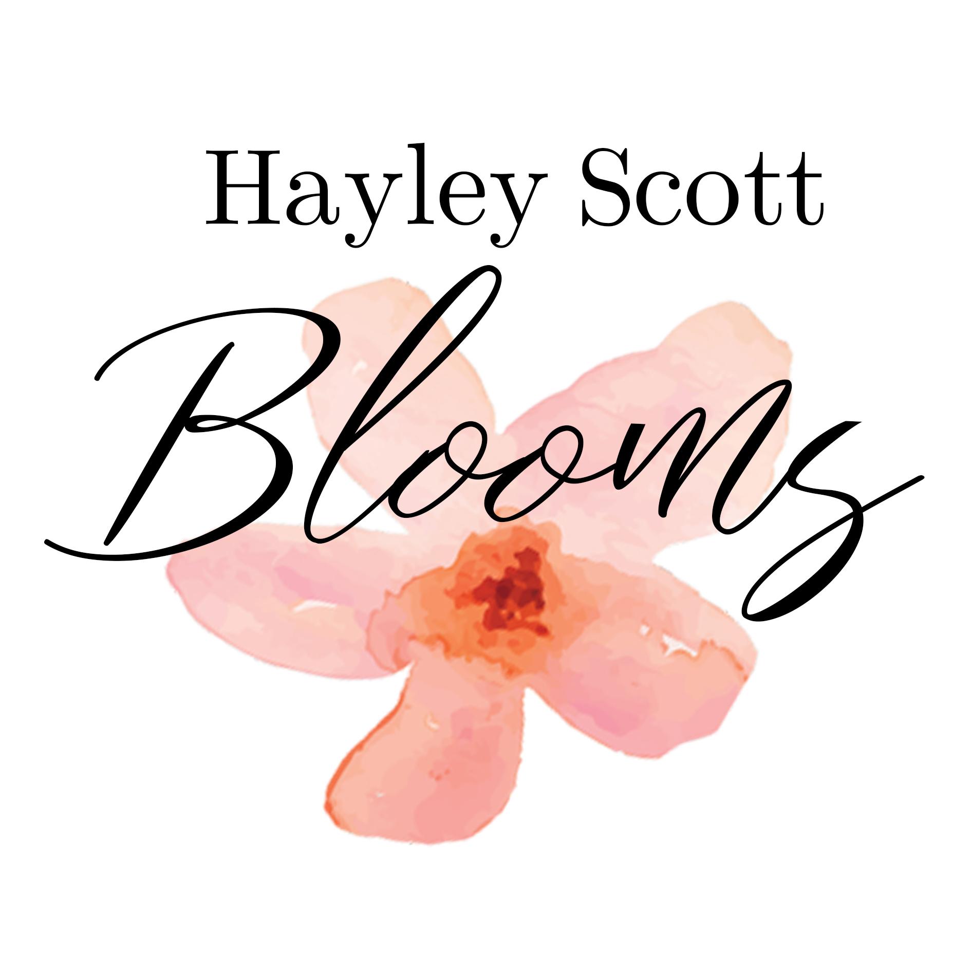 Hayley Scott Blooms